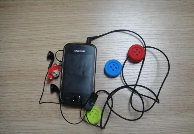 其他数码配件-绕线器 耳机绕线器